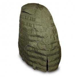 Fundas para asientos de vehiculo militar | VAMTAC | Sistema MOLLE | Color verde | Elite Bags
