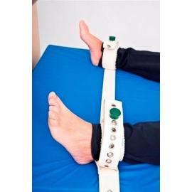 Sujeción dos tobillos o piernas clipbelt cierre mecánico