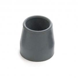 Contera de 25 mm | Para andadores | Color gris