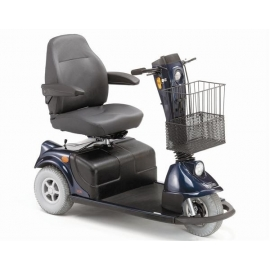 Scooter Elite XS   3 ruedas   Hasta 150 kg   Azul