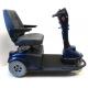 Scooter Elite XS   3 ruedas   Hasta 150 kg   Azul - Foto 3