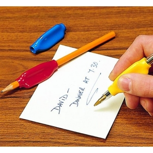 Manguito ergonómico para escribir