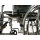 Silla de ruedas plegable | Respaldo reclinable | Elevador de piernas y reposacabeza | Ortopédica | Obelisco | Mobiclinic - Foto 6