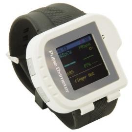 Reloj Pulsioxímetro de muñeca | Controla el pulso y oxigeno de forma continua | Oxímetro de pulso | CMS50I | Mobiclinic