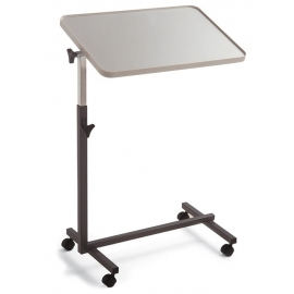 Mesa de cama | Regulable en altura, inclinación y lateralmente