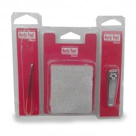 Pack básico para el cuidado de pies y manos