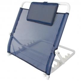 Respaldo incorporador de espalda | Para camas | Ajustable y regulable | Mobiclinic