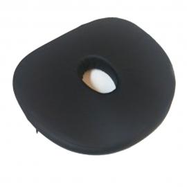 Cojín antiescaras | Viscoelástico | Ergonómico | Forma redonda y con agujero