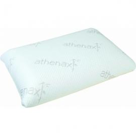 Almohada Duolux | Viscoelástica | Espuma alta densidad | Rectangular | 55 x 37 x 10 cm