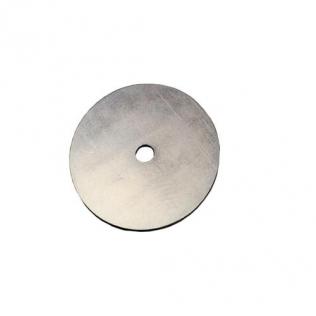 Pesa disco sin ranura (1/4 kg)