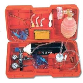 Maletín completo equipo de emergencia | E-420