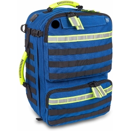 Mochila de rescate | Bolsa de emergencias | Azul Royal | Paramed's | Elite Bags
