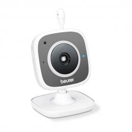 Intercomunicador para bebés con cámara, vigila bebes smart con conexión wifi app babycare Beurer