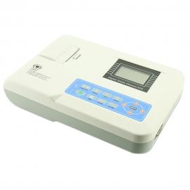 Electrocardiógrafo portátil | 1 canal | Pantalla | ECG | ECG100G | Mobiclinic
