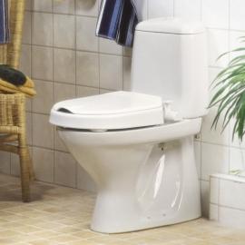 Elevador de WC | Ergonómico | 6 cm | Hi-Loo