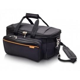 Bolsa sanitaria para emergencias | Poliéster Lavable | Color negra | Elite Bags