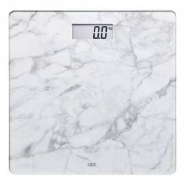 Báscula electrónica hasta 180 kg | Apariencia en mármol | Aurora | ADE
