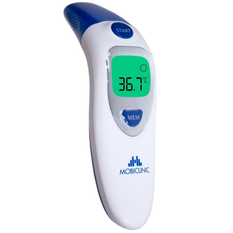 Termometro Oido – Mide la temperatura por el canal del oído.