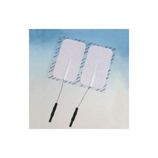Electrodo tens pregelado con cable 50x89 mm