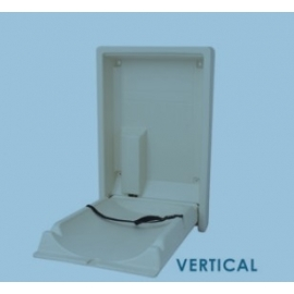 Cambiador de pañales para niños | plegable | vertical