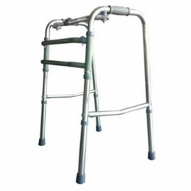 Andador sin rueda | Aluminio | Plegable | Mezquita | Mobiclinic