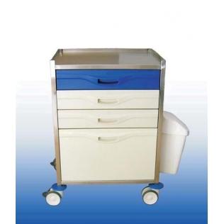 Carro hospitalario de curas M1001-P