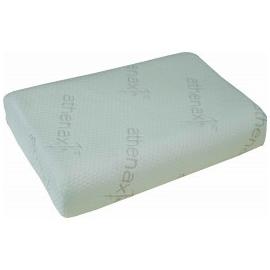 Almohada Curve | Espuma alta densidad | Viscoelástica | Rectangular | 60x40x10 cm