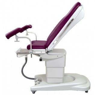 Mesa de urología ELITE 2 motores y apoya piernas