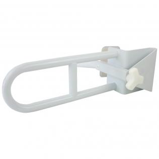 Barra de acceso/salida a la bañera | Segura | Blanca | Fácil instalación