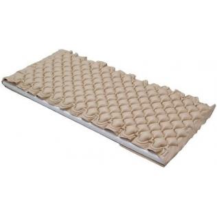 Recambio colchón antiescaras   De aire   Con compresor   198 x 86 x 6 cm   Beige   SUNRISE
