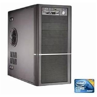 Estación de diagnóstico Medisol   Workstation Intel Core 2 Quad