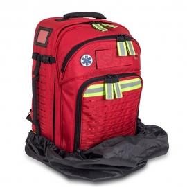 Mochila de rescate de gran capacidad | Bolsa de emergencias | Roja | PARAMED'S XL | Elite Bags