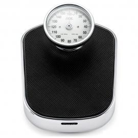 Báscula mecánica hasta 160kg | Manual | Negro | Felicitas | ADE