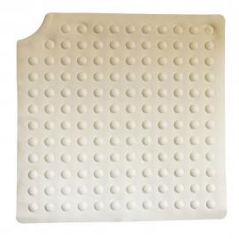 Alfombrilla para la ducha antideslizante 54,5 x 54,5 cm