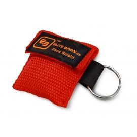Bolsa reanimación cardiopulmonar | roja | MASK'S | Elite Bags