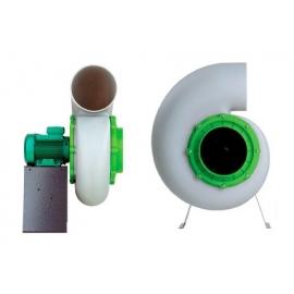 Sistema de extracción para vitrina de gases | Laborial
