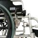 Silla de ruedas plegable | Aluminio | Reposabrazos abatibles y reposapiés extraíbles | Ruedas grandes | Ópera | TOP | Mobiclinic - Foto 3