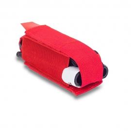 Bolsillo para torniquetes y accesorios varios   Adaptable   Rojo   Hold's   Elite Bags