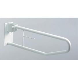 Barra asidero de apoyo | abatible | soporte papel