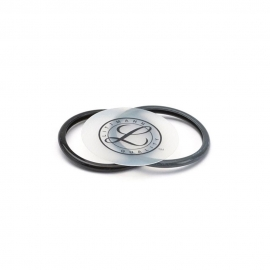 Kit de repuesto Fonendoscopio pediátrico | Classic II | Negro/gris | Littmann