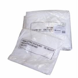 Sabanilla protector de camilla | Caja de 10 unidades | 180x60 cm