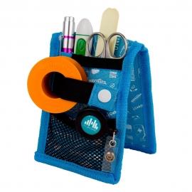Salvabolsillos | MINIKEEN'S de Mobiclinic | Estampado azul | Elite Bags