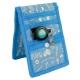 Salvabolsillos | MINIKEEN'S | Estampado azul | Mobiclinic - Foto 4