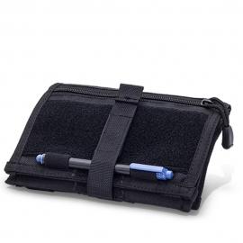 Brazalete porta-documentos | Adaptable | Negro | Map's | Elite Bags