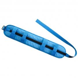 Cinturón para transferencia | 4 asas | Azul | Mobiclinic