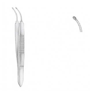 Arruga pinza capsular no calibr.10,0cm