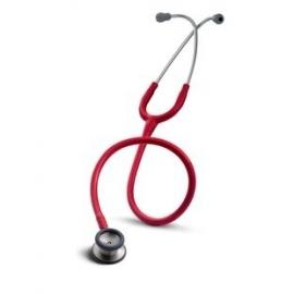 Fonendoscopio pediátrico | Rojo | Acero inoxidable | Classic ll | Littmann