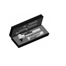 Otoscopio | Riester | E-scope fibra óptica en color negro