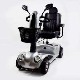 Scooter eléctrico de 4 ruedas | Segura y cómoda | Grand Classe | Libercar