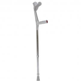 Bastón inglés | muleta regulable | 1 unidad | color gris | Tukán | FORTA